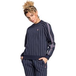 Abbigliamento Donna Felpe Fila 687651 Blu