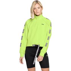 Abbigliamento Donna Felpe Fila 687658 Verde