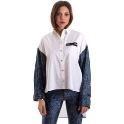 Abbigliamento Donna Camicie Versace B0HVB606S0683904 Bianco