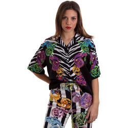Abbigliamento Donna Camicie Versace B0HVB604S0793983 Nero