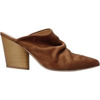 Scarpe Donna Zoccoli Grace Shoes 7241003 Marrone