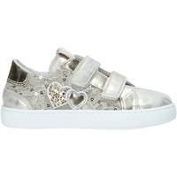 Scarpe Bambina Sneakers basse Nero Giardini E021370F Beige