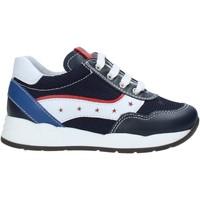 Scarpe Unisex bambino Sneakers basse Nero Giardini E023820M Blu