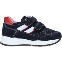 Scarpe Unisex bambino Sneakers basse Nero Giardini E023830M Blu