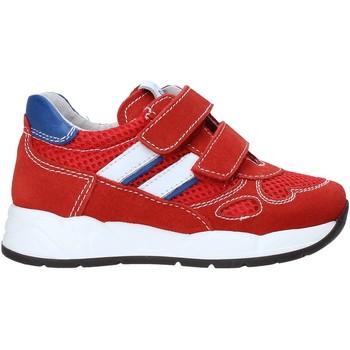 Scarpe Unisex bambino Sneakers basse Nero Giardini E023830M Rosso