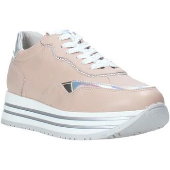 Scarpe Bambina Sneakers basse Nero Giardini E031470F Rosa