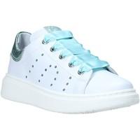 Scarpe Unisex bambino Sneakers basse Nero Giardini E031551F Bianco