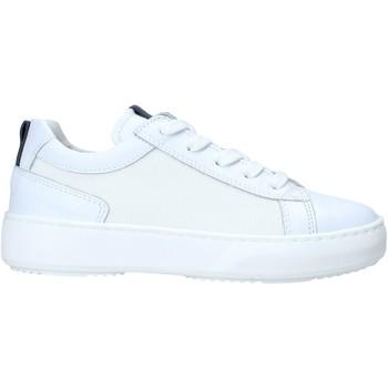 Scarpe Unisex bambino Sneakers basse Nero Giardini E033771M Bianco