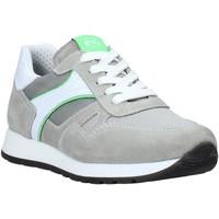 Scarpe Unisex bambino Sneakers basse Nero Giardini E033800M Grigio