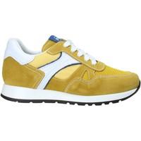 Scarpe Unisex bambino Sneakers basse Nero Giardini E033800M Giallo
