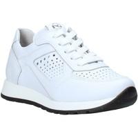 Scarpe Unisex bambino Sneakers basse NeroGiardini E033810M Bianco