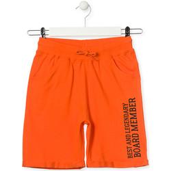 Abbigliamento Unisex bambino Costume / Bermuda da spiaggia Losan 013-6602AL Arancio