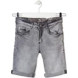 Abbigliamento Unisex bambino Shorts / Bermuda Losan 013-9002AL Grigio