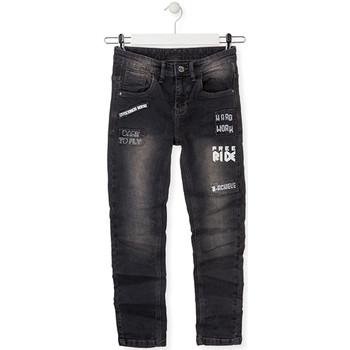 Abbigliamento Unisex bambino Jeans slim Losan 013-9005AL Grigio