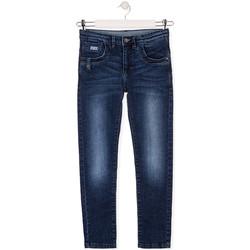 Abbigliamento Unisex bambino Jeans slim Losan 013-9010AL Blu