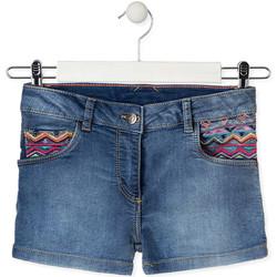 Abbigliamento Unisex bambino Shorts / Bermuda Losan 014-6010AL Blu