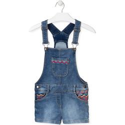 Abbigliamento Unisex bambino Tuta jumpsuit / Salopette Losan 014-6017AL Blu
