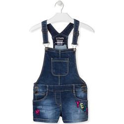 Abbigliamento Unisex bambino Tuta jumpsuit / Salopette Losan 014-6027AL Blu