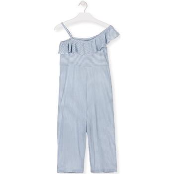 Abbigliamento Bambina Tuta jumpsuit / Salopette Losan 014-7022AL Blu