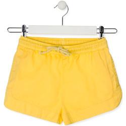 Abbigliamento Unisex bambino Shorts / Bermuda Losan 014-9007AL Giallo