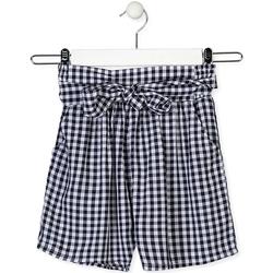Abbigliamento Unisex bambino Shorts / Bermuda Losan 014-9009AL Blu