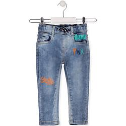 Abbigliamento Unisex bambino Jeans slim Losan 015-6022AL Blu