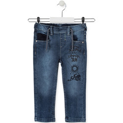 Abbigliamento Unisex bambino Jeans slim Losan 015-6023AL Blu