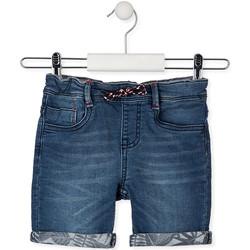 Abbigliamento Unisex bambino Shorts / Bermuda Losan 015-6028AL Blu
