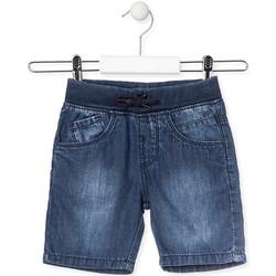 Abbigliamento Unisex bambino Shorts / Bermuda Losan 015-9659AL Blu