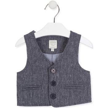 Abbigliamento Unisex bambino Gilet / Cardigan Losan 017-2790AL Blu