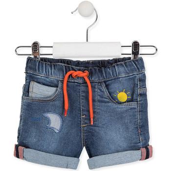 Abbigliamento Unisex bambino Shorts / Bermuda Losan 017-6017AL Blu
