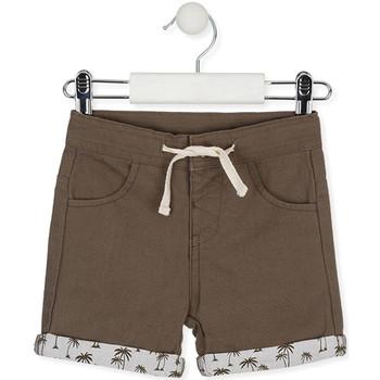 Abbigliamento Unisex bambino Shorts / Bermuda Losan 017-9008AL Verde