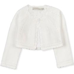 Abbigliamento Unisex bambino Gilet / Cardigan Losan 018-5790AL Bianco