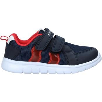 Scarpe Unisex bambino Sneakers basse Lumberjack SB55112 001 M67 Blu