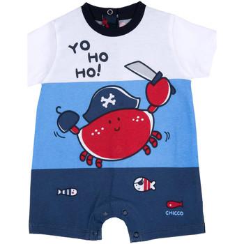Abbigliamento Bambino Tuta jumpsuit / Salopette Chicco 09050813000000 Blu