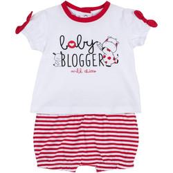 Abbigliamento Bambina Completo Chicco 09076365000000 Bianco