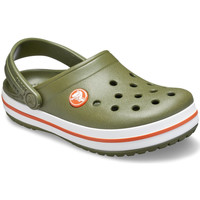Scarpe Unisex bambino Zoccoli Crocs 204537 Verde