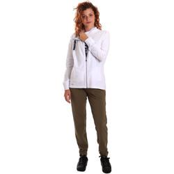 Abbigliamento Donna Tuta Key Up 5G40T 0001 Bianco