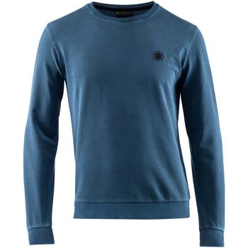 Abbigliamento Uomo Felpe Lumberjack CM60142 007 518 Blu