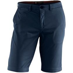 Abbigliamento Uomo Shorts / Bermuda Lumberjack CM80647 002 602 Blu