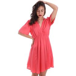 Abbigliamento Donna Abiti corti Gaudi 011FD15061 Rosa