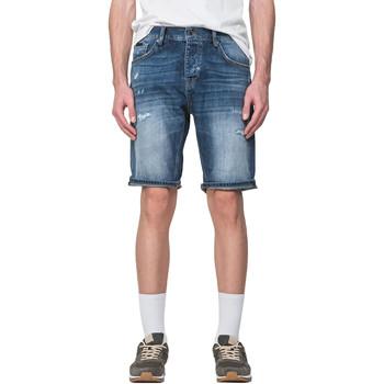 Abbigliamento Uomo Shorts / Bermuda Antony Morato MMDS00068 FA700115 Blu
