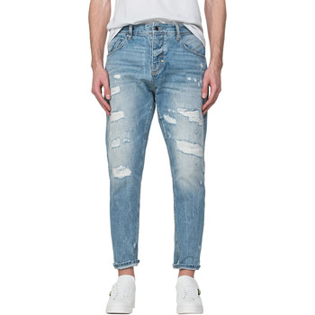 Abbigliamento Uomo Jeans slim Antony Morato MMDT00226 FA700111 Blu