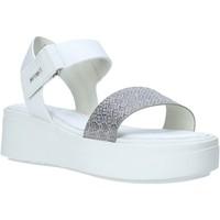 Scarpe Donna Sandali Impronte IL01546A Bianco