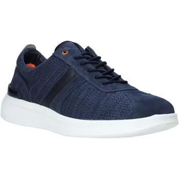 Scarpe Uomo Sneakers basse Impronte IM01023A Blu
