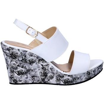 Scarpe Donna Sandali Grace Shoes D 010 Grigio