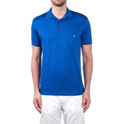 Abbigliamento Uomo Polo maniche corte Navigare NV72062 Blu