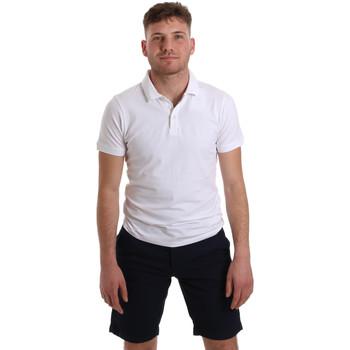 Abbigliamento Uomo Polo maniche corte Sseinse ME1517SS Bianco