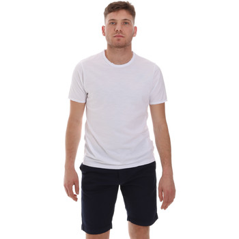 Abbigliamento Uomo T-shirt maniche corte Sseinse ME1566SS Bianco