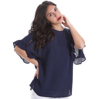 Abbigliamento Donna Top / Blusa Gaudi 011BD45015 Blu
